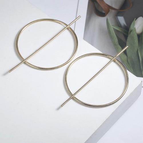 Arihant Splendid Minimalistic Geometric Round Hoop...