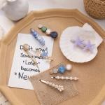 Arihant Pearl & AD Hair Clips Jewellery For Women 6601