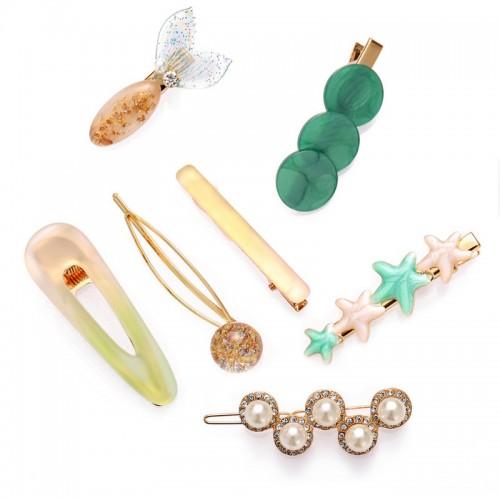 Arihant Mesmerizing Pearl Hair Clips Jewellery For...
