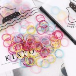 Arihant Jewellery For Women Multi-Coloured Hair Bands (Pack of 100)