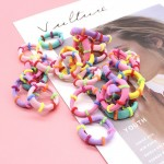 Arihant Jewellery For Women Multi-Coloured Hair Bands (Pack of 50)