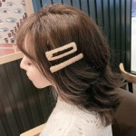 Arihant Stunning Crystal Gold Plated Hairclips for Women/Girls