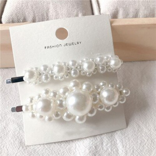 Arihant Adorable Pearl Hairclip Jewellery For Wome...