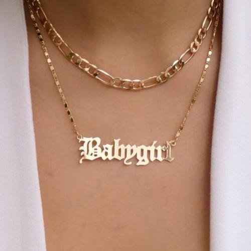 Arihant Ravishing Babygirl Gold Plated Multi Stran...