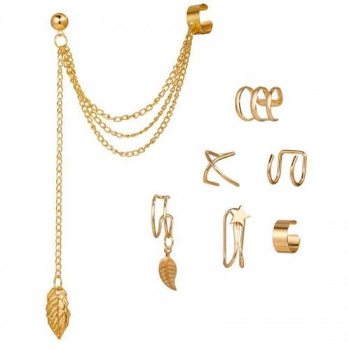 Arihant Jewellery For Women Gold Plated Earcuffs C...
