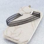 Arihant Velvet Fabric Net Designer Black Choker Necklace 13507