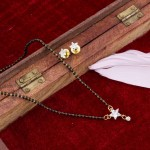 Arihant American Diamond Traditional Mangalsutra