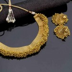 Arihant Handcrafted Pearl Traditional Necklace Set