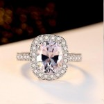 Arihant Exquisite Crystal Silver Plated Marvelous Adjustable Rings For Women/Girls 5177
